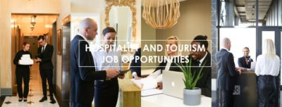 What can I become if I study Hospitality and Tourism?